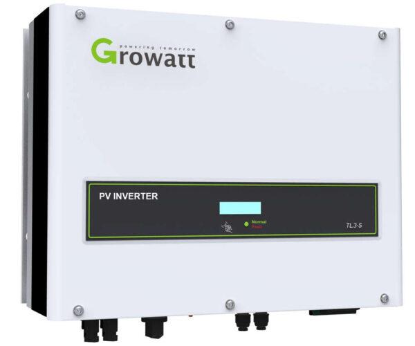 Falownik Inwerter Growatt 3000TL3-S + WiFi