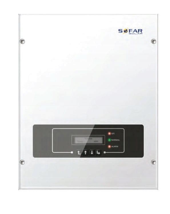 Inwerter Sofar Solar 3KTLM-G2 3kW 1 fazowy 2 MPPT